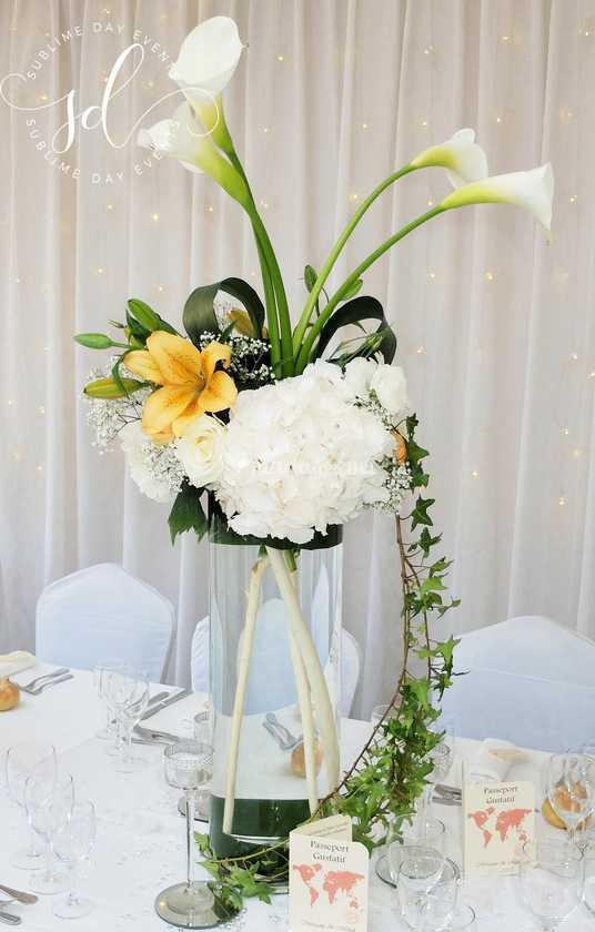 composition florale mariage de sublime day events | photo 8