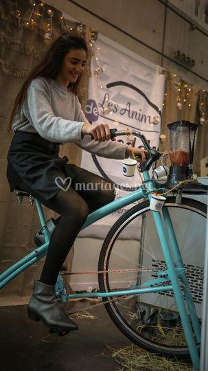 Le vélo blender