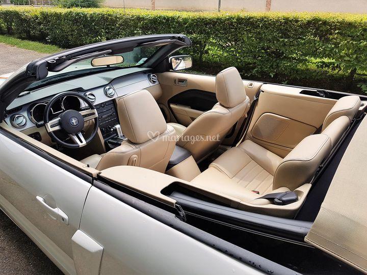 Mustang GT V8 Cabriolet 2006