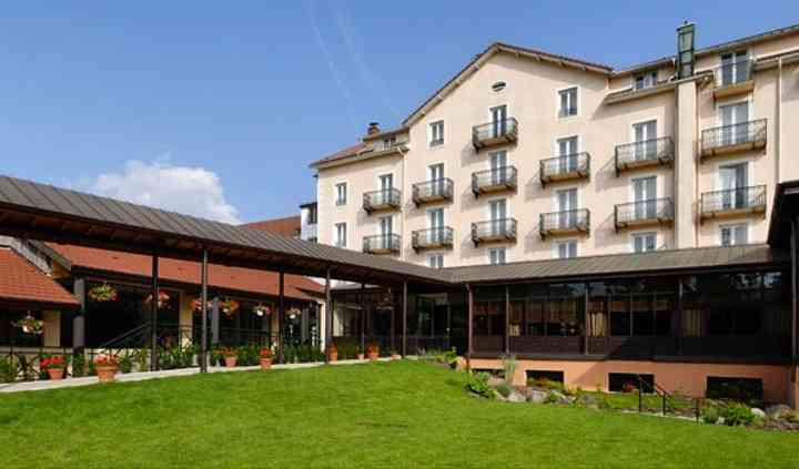 Grand Hôtel Gerardmer