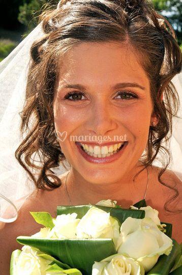 Mariée naturelle