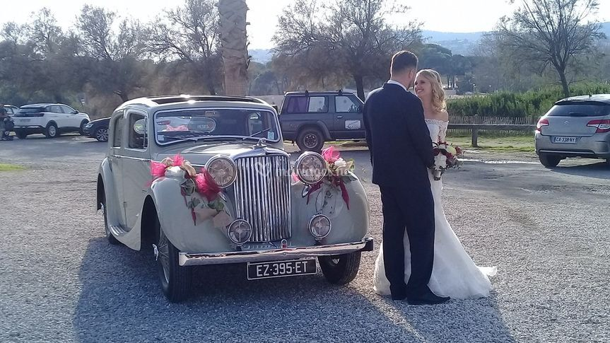 Mariage à Fréjus