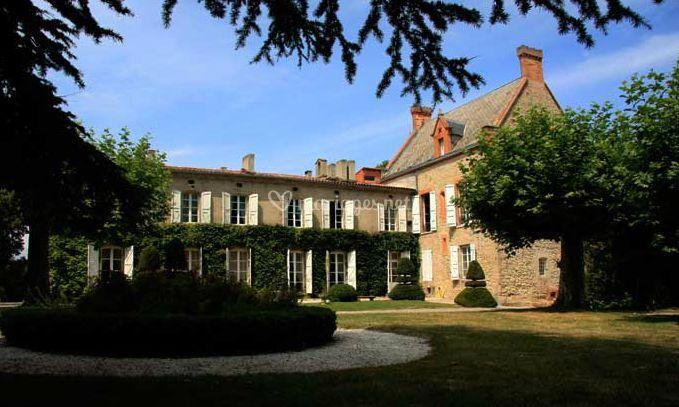 Le Château de Croizillat
