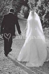 Espace de la mariée et le marié
