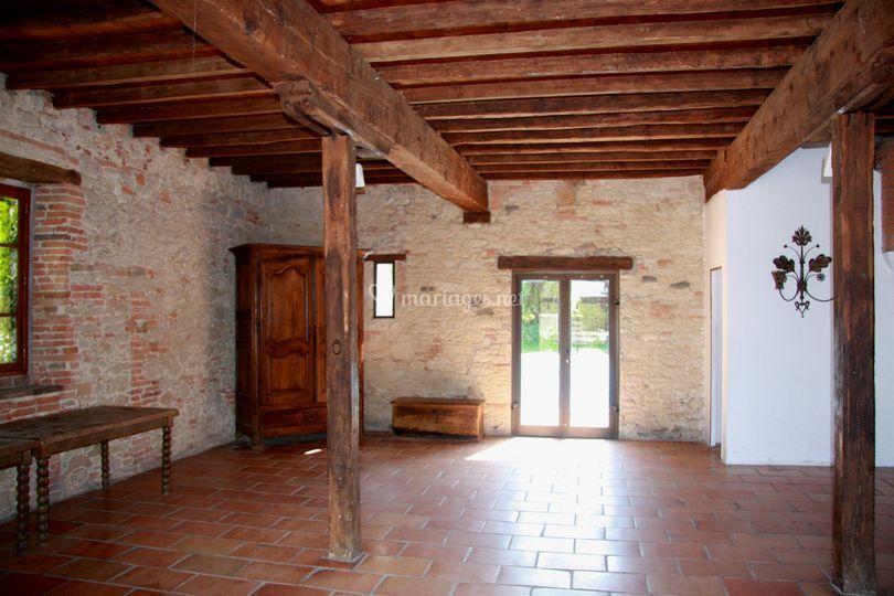 Petite salle Tournesol