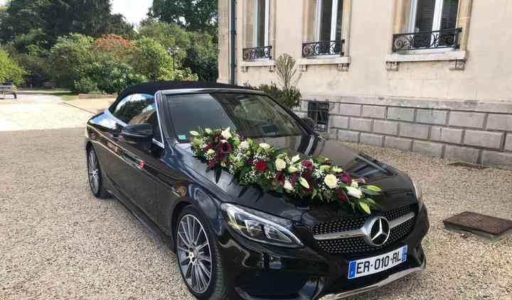 Mercedes-Benz Rent - Reims