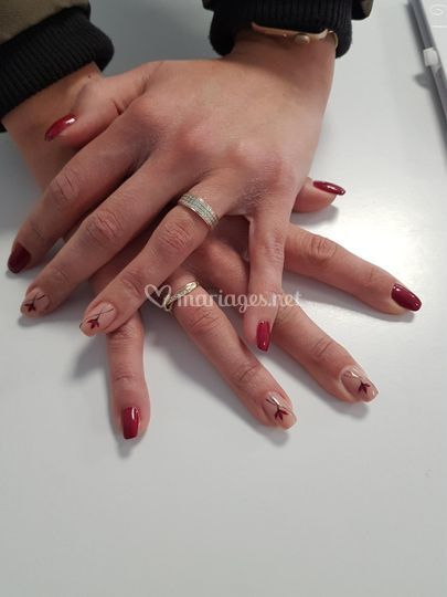 Couleur et nail art