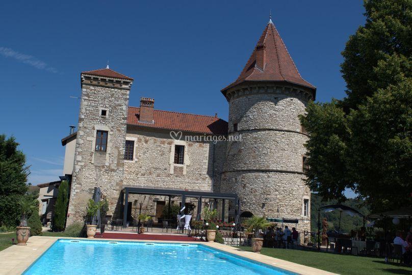 Château de réception