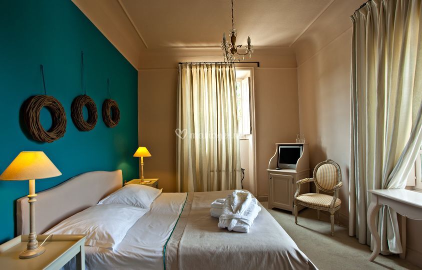 Une chambre classique
