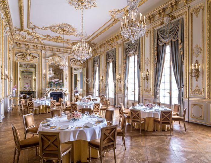 Shangri-La Hotel Paris