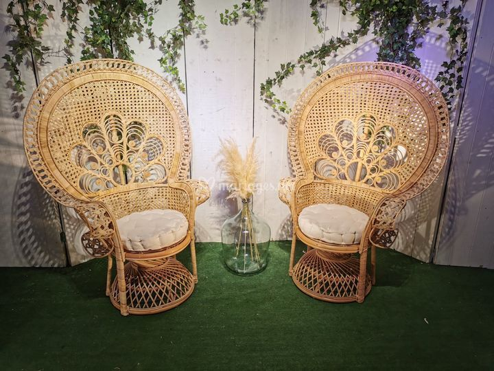Mobilier - photocall
