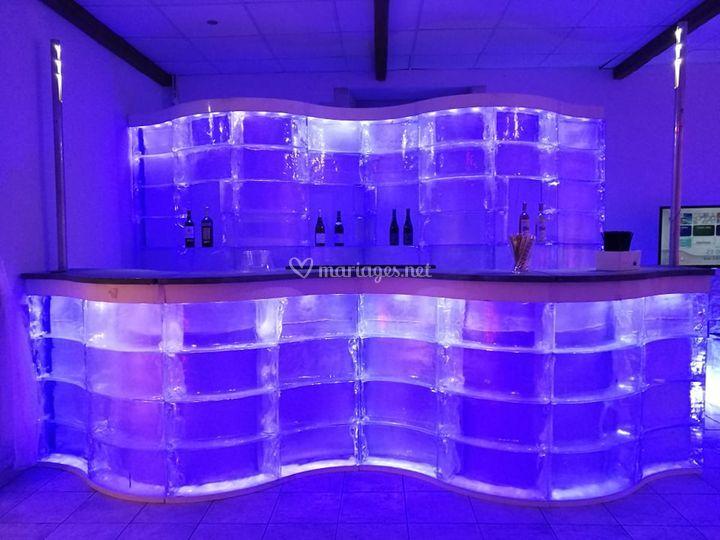 Mobilier - Bar de glace