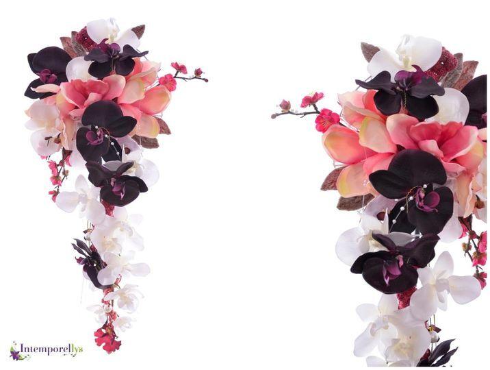 fleurs intemporellys. Black Bedroom Furniture Sets. Home Design Ideas