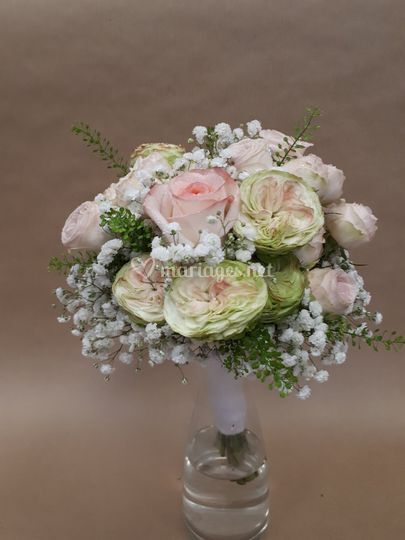 Bouquet Shaby chic