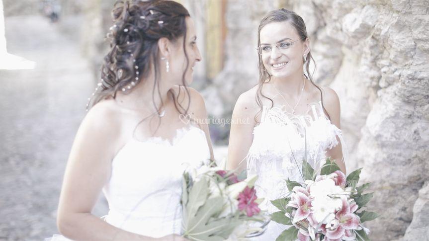 Mariage de Julie & Mélanie