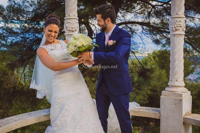 Mariage sur Grasse