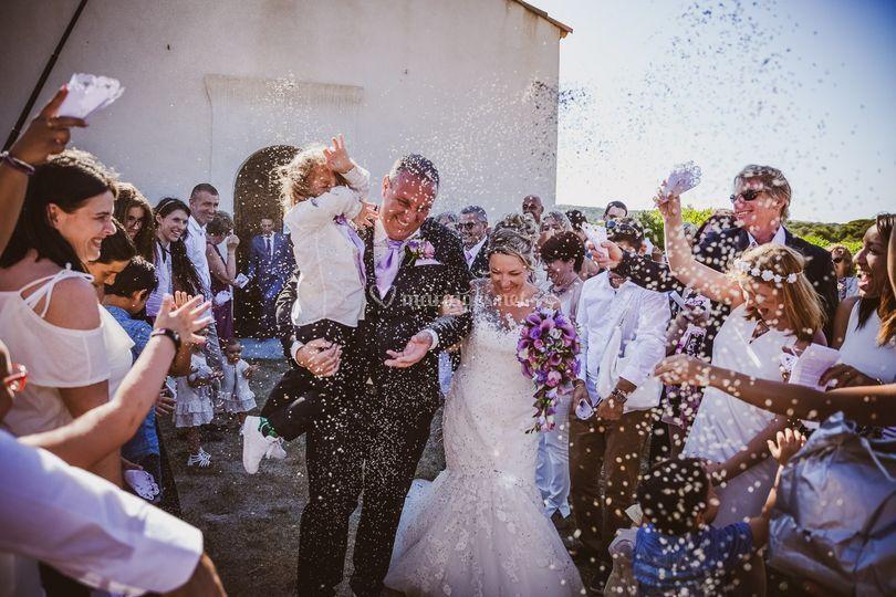 Mariage sur Marseille