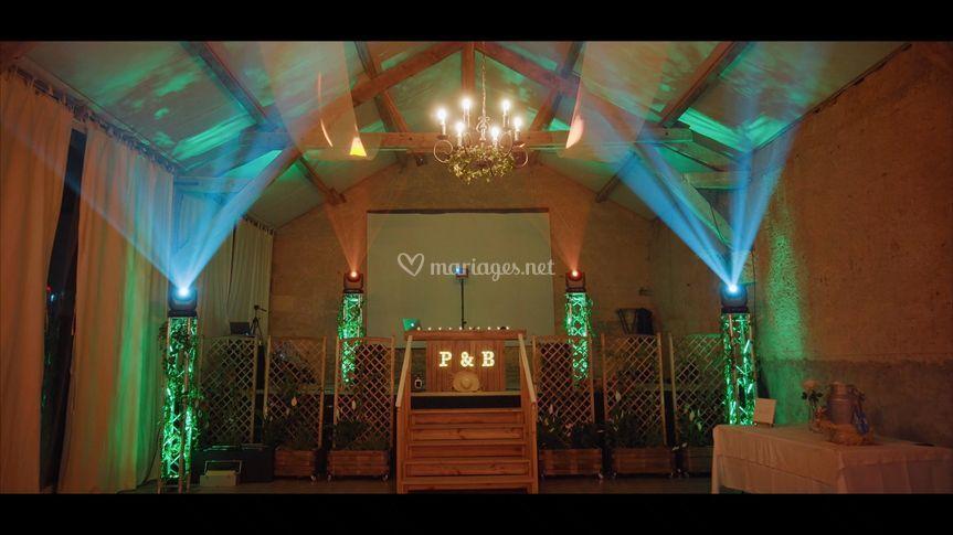 Ferme bon espoir vidéo mariage