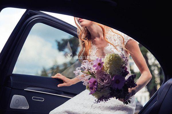 Votre mariage en Mercedes Benz
