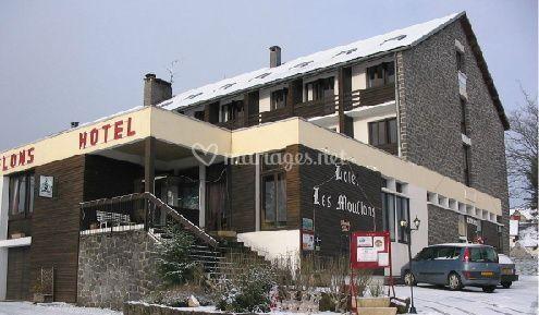 Hotel Les Mouflons
