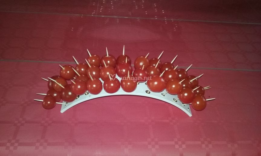 Apéritif tomates