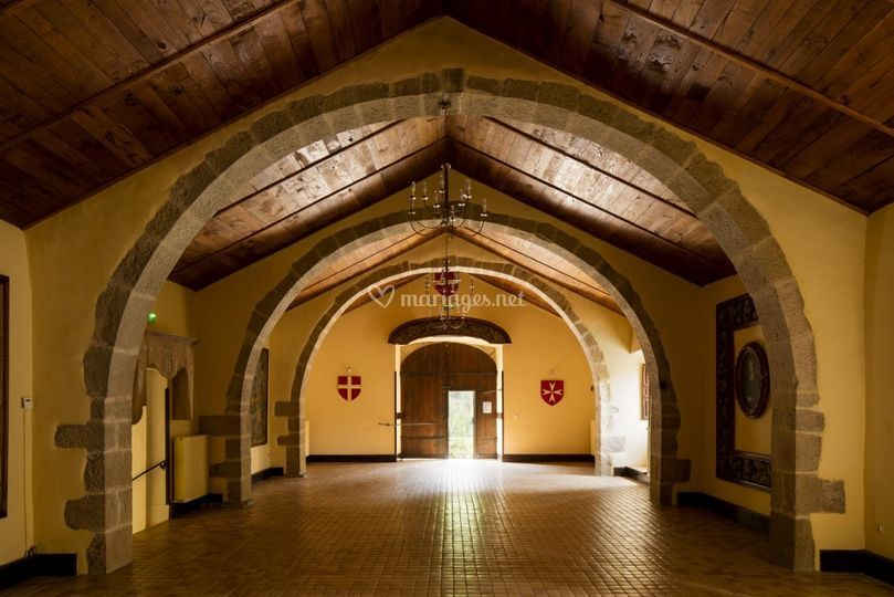 Salle Haute