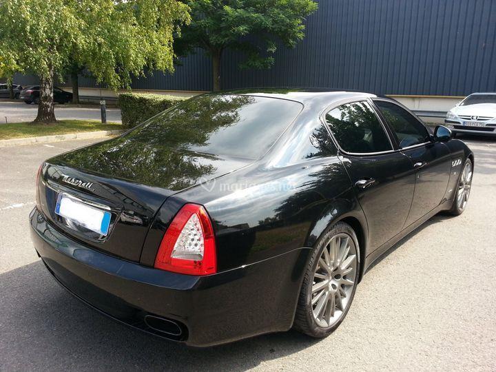 Mazerati Quattroporte GTS