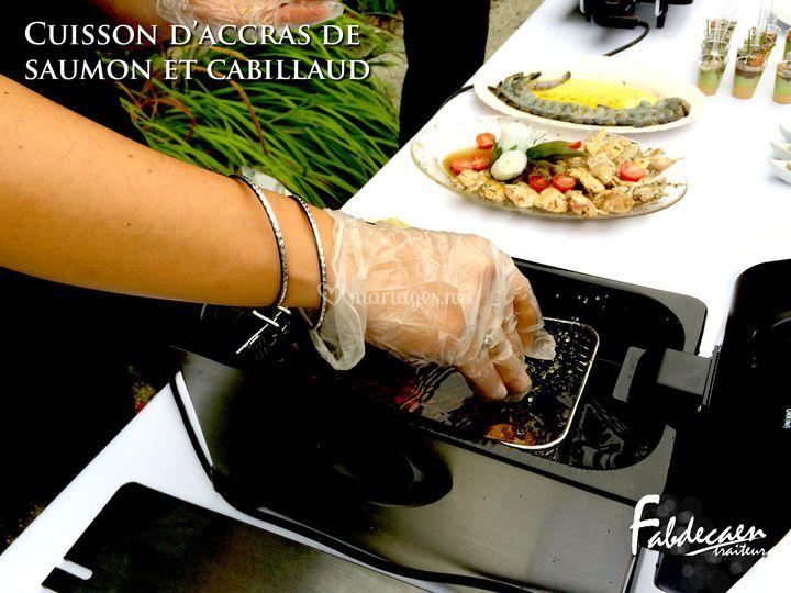 Atelier cuisson d'accras