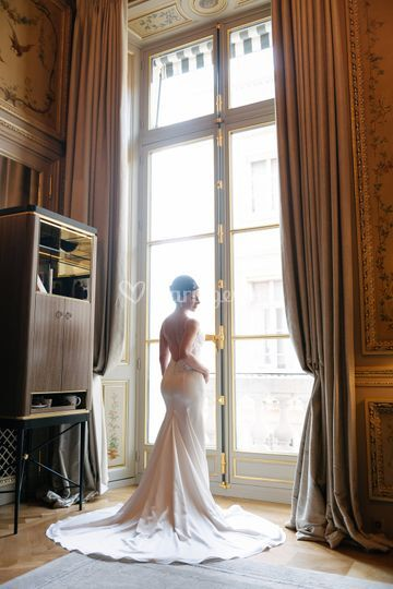 Mariage hotel Crillon