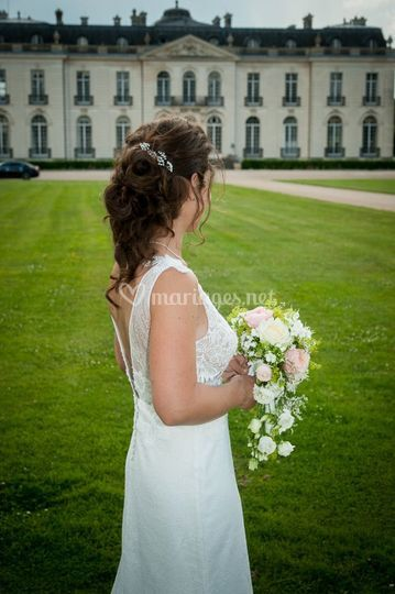 Coiffure/maquillage mariage
