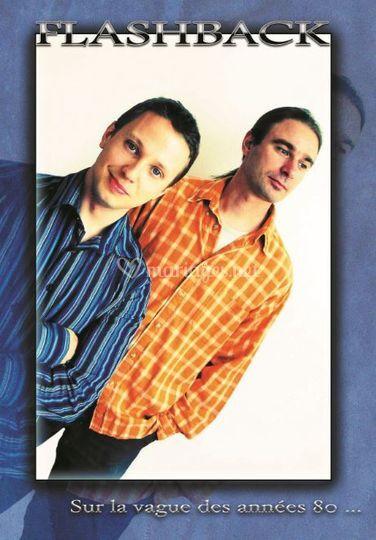 Sylvain et Vincent, Flashback