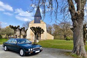 Martin Weill - Jaguar XJ40-R