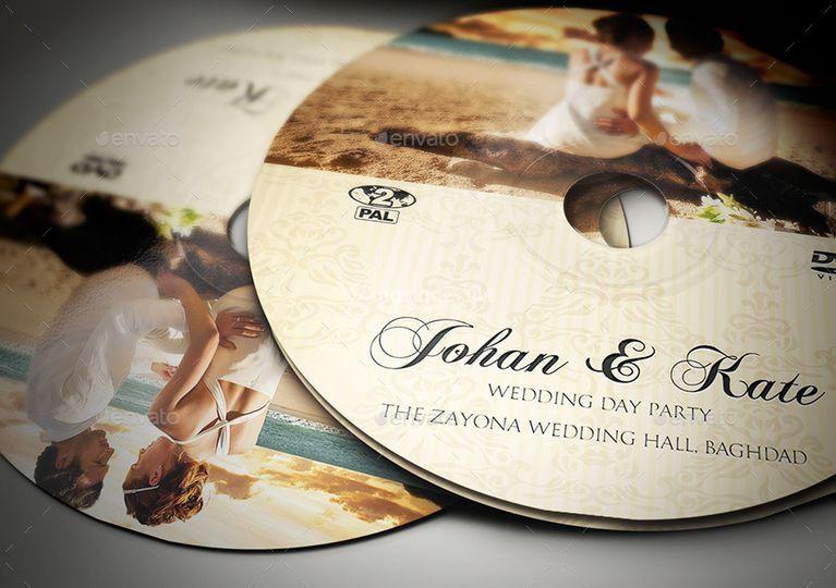 DVD Imprimé 2