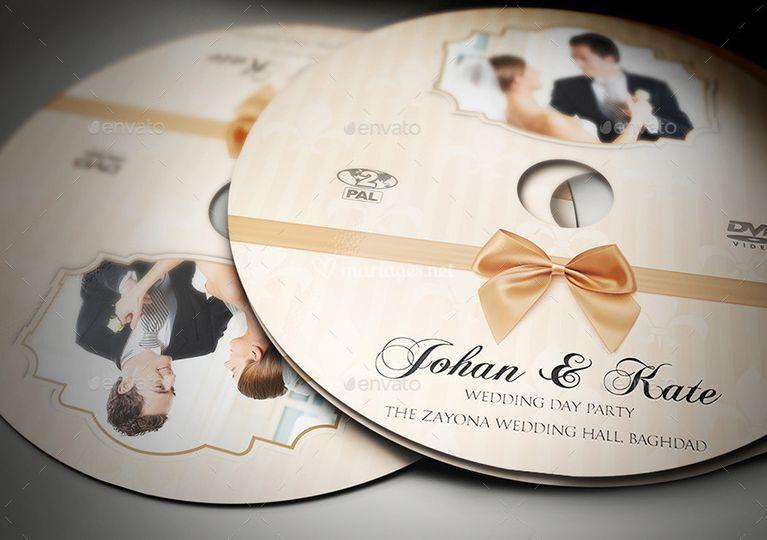 DVD Imprimé
