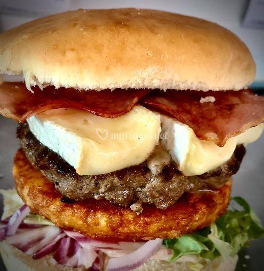 Le Normand /burger moment