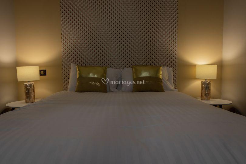 Une autre chambre...