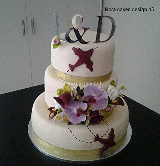 Wedding cake voyage