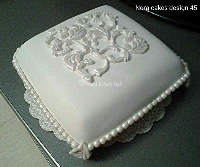 Gâteau Cousin baroque