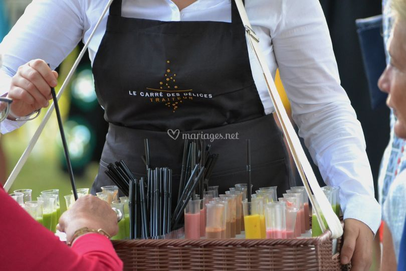Ambiance cocktail