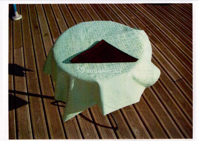 Nappe/serviette