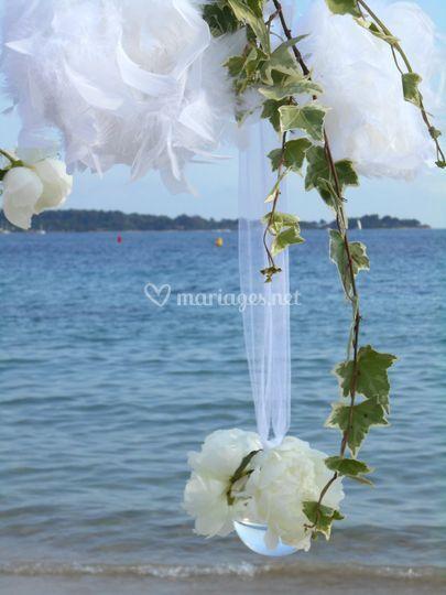 Decoratrice Mariage Alpes Maritimes