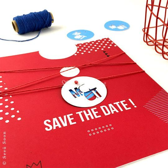 Graphic • save the date