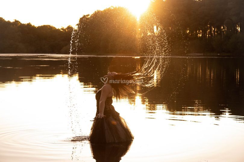 Mariés du lac