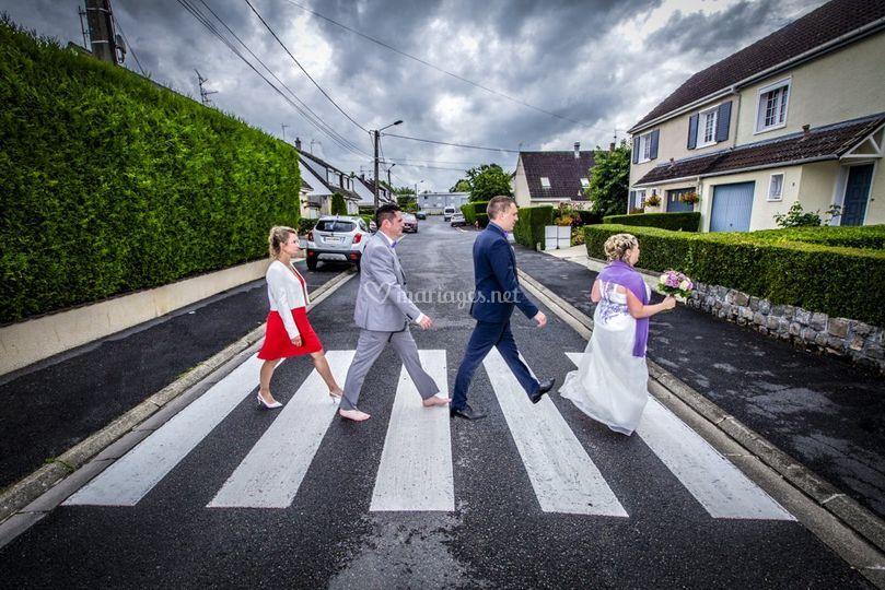 Les Beatles Abbey Road
