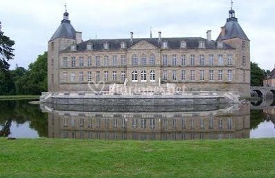 panoramique sur chteau de sully - Chateau De Sully Mariage