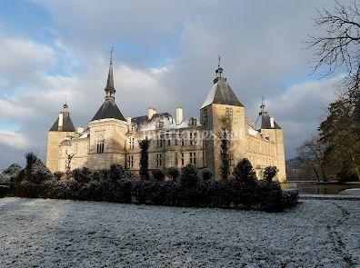 vue extrieure sur chteau de sully - Chateau De Sully Mariage