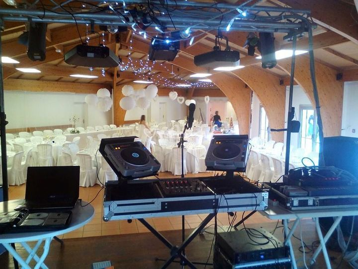 Installation salle des fêtes