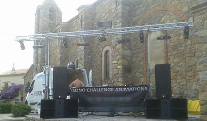 Sono Challenge Animations