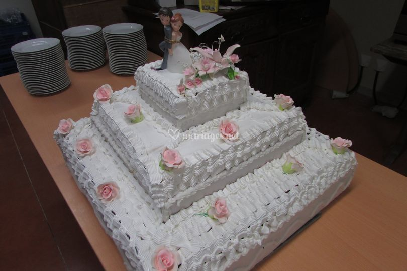 Weedding cake