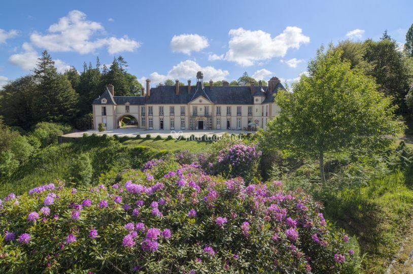 Un site de charme sur Le Château de Bothané